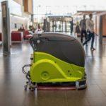 Asklepios setzt innovativen Reinigungsroboter ein