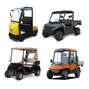 Mașini electrice transport persoane